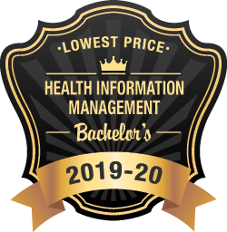 Lowest Priced Health Information Management Bachelor Programs